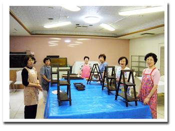 生活工房 2010年6月18日 (簡単木工)
